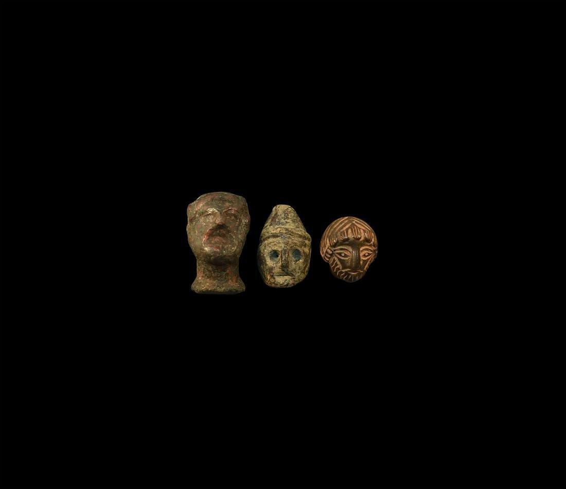 Roman Head Collection