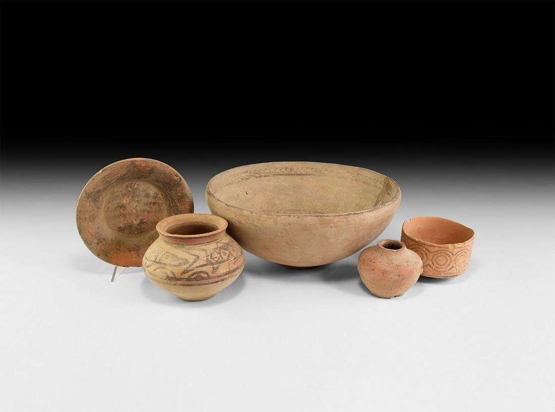 Indus Valley Mehrgarh Pottery Group