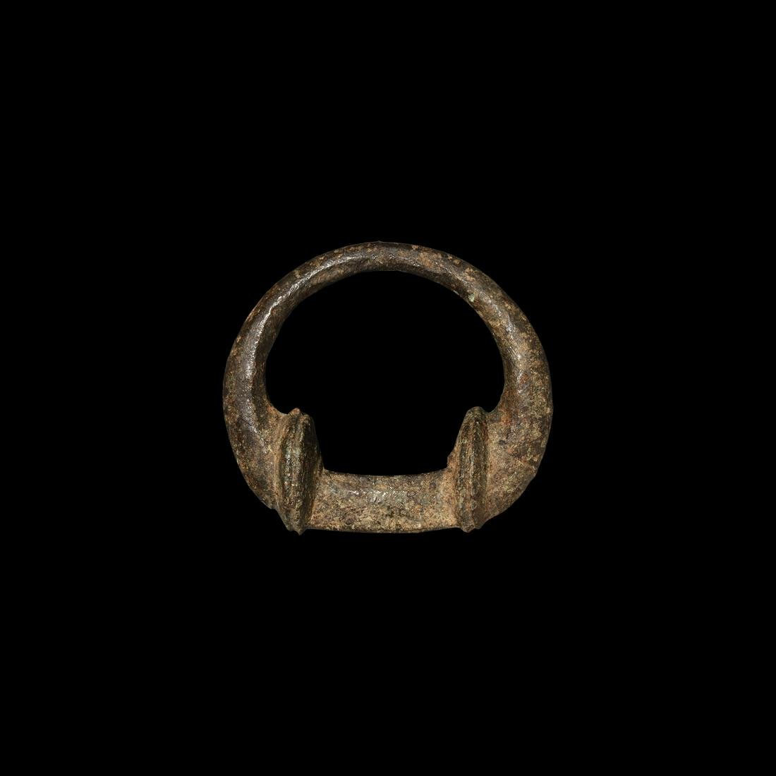 Iron Age Celtic Terret Ring