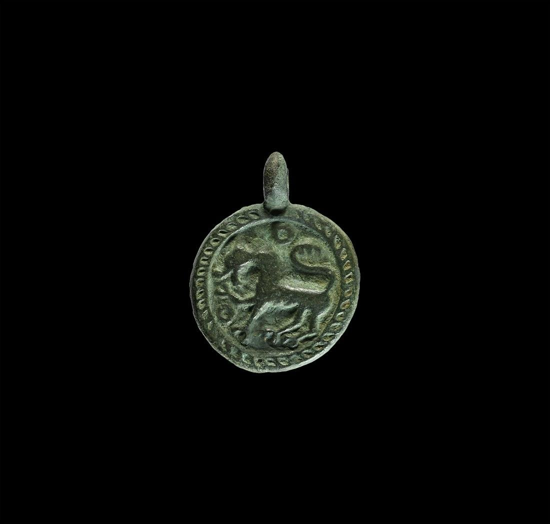 Viking Beast Pendant