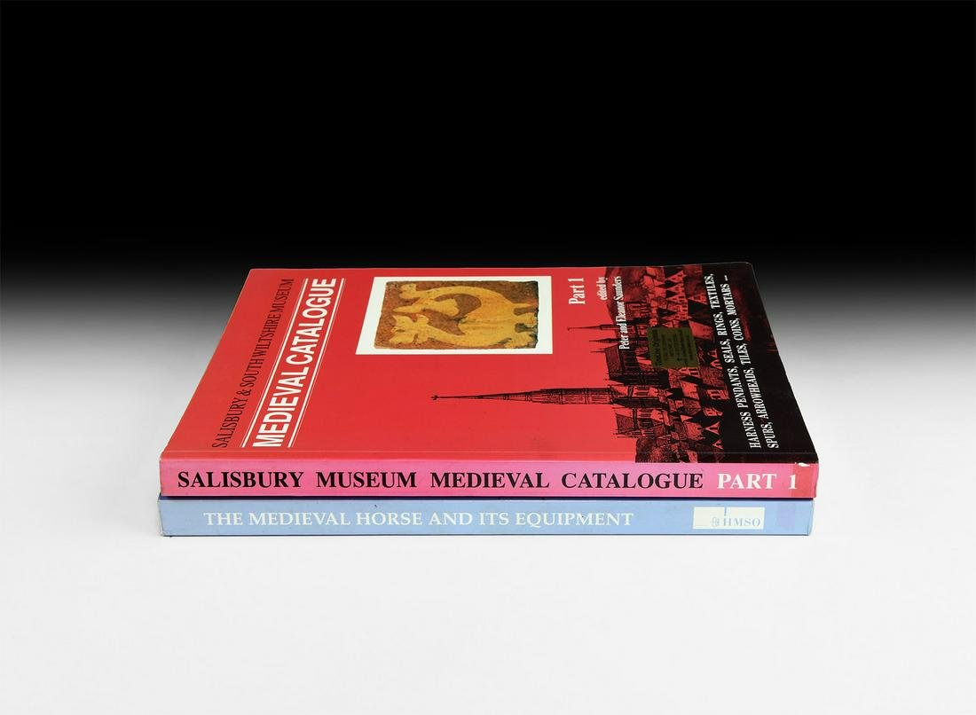 Archaeological Books - Museum Catalogues Titles