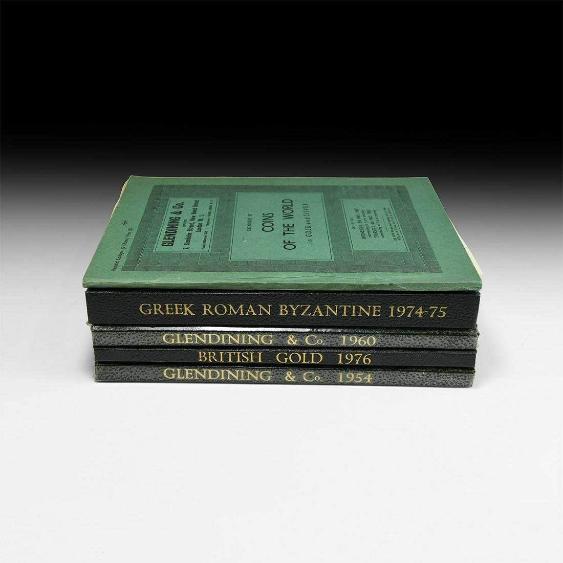 Glendining Auction Catalogues