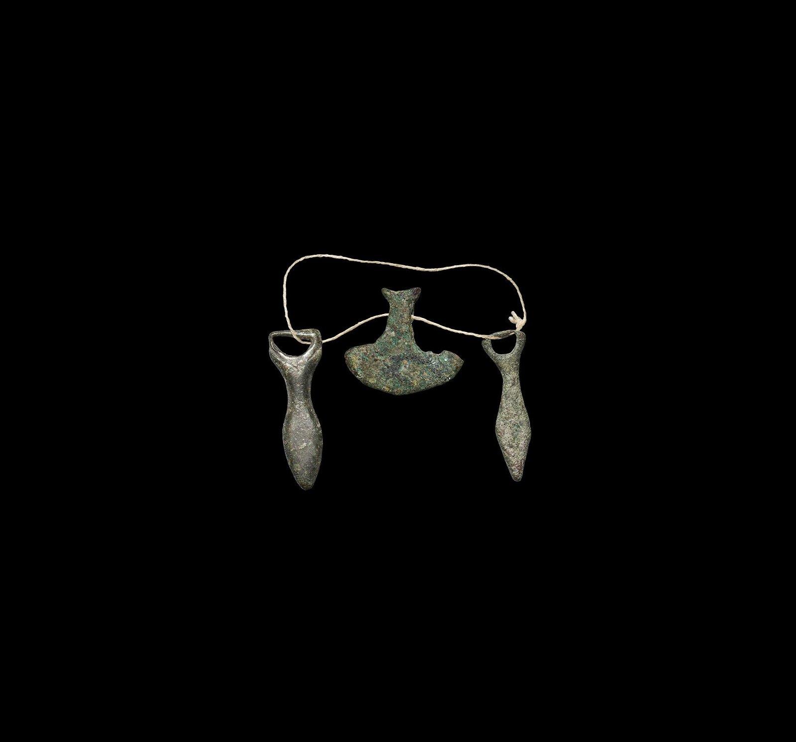 Viking Pendant Collection