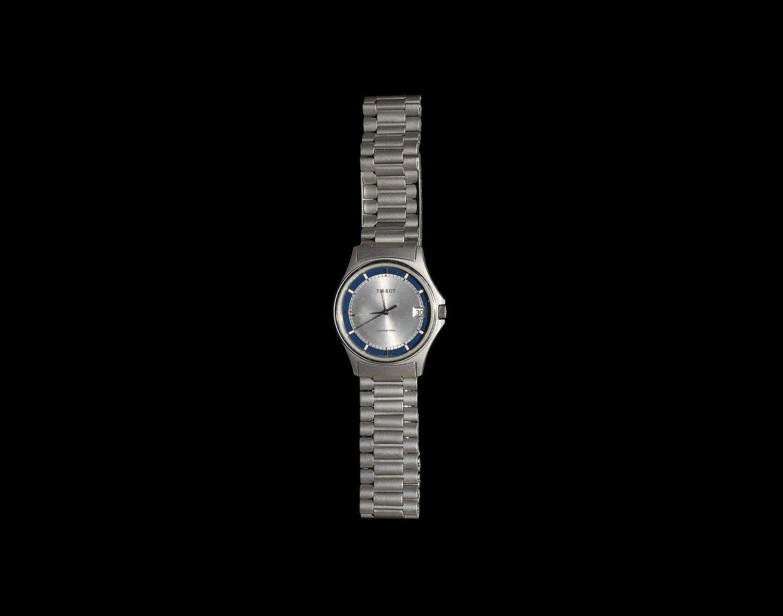 Vintage Men's Tissot Seastar Watch
