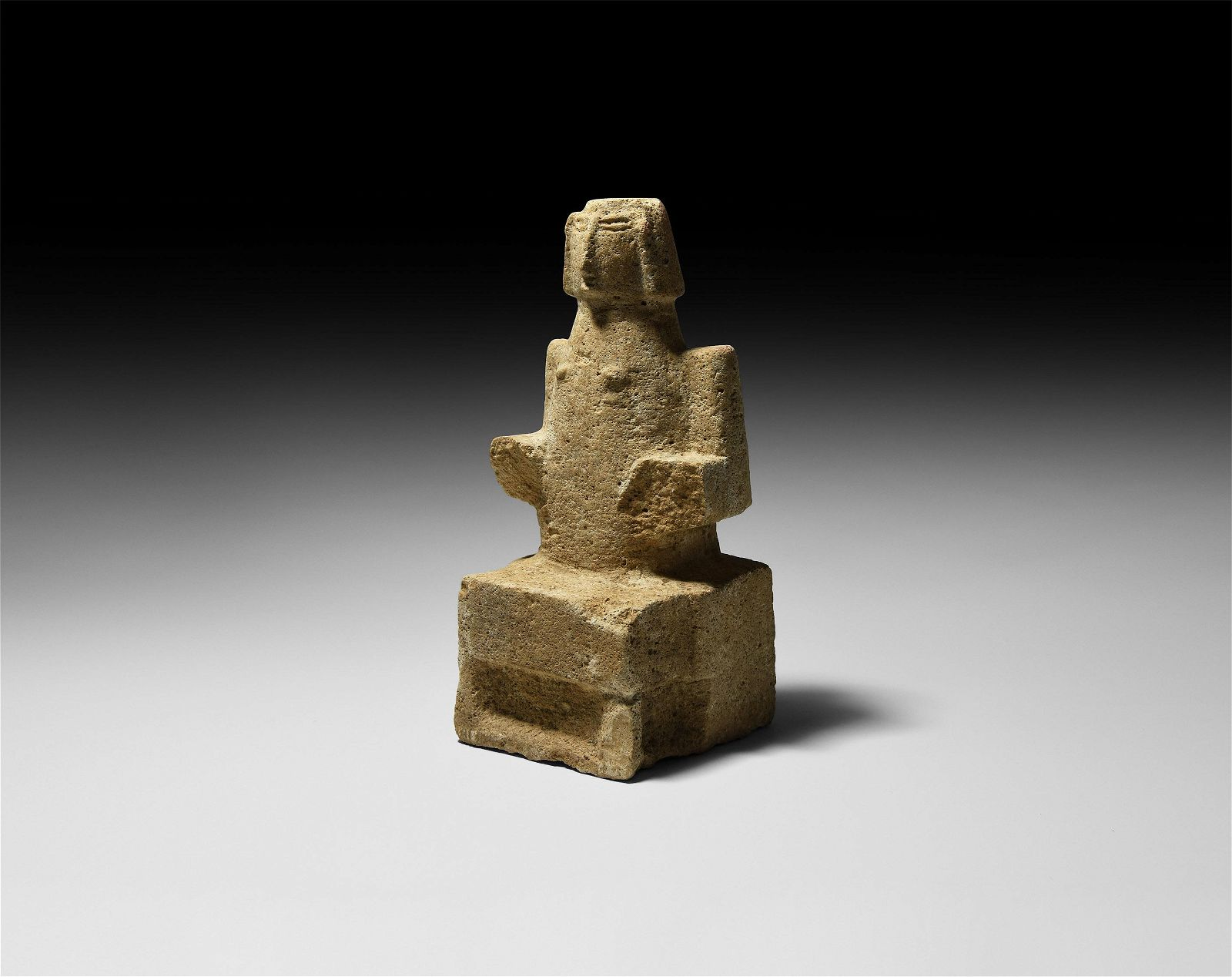 Western Asiatic South Arabian Figurative Sculpture