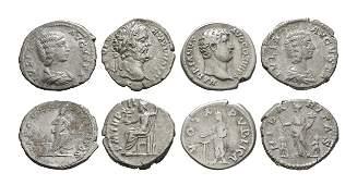 Hadrian to Julia Domna - Denarii [4]