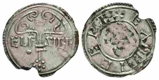 Eadwig - NW Mint / Aelfsige - Floral Type C Penny