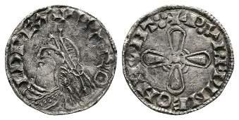 Harold I - Huntingdon / Wulfwine - Jewel Penny