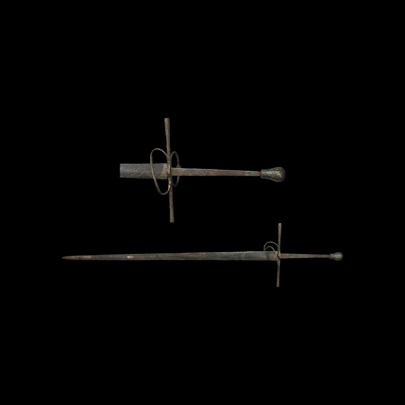 Tudor Era Hand-and-a-Half Sword
