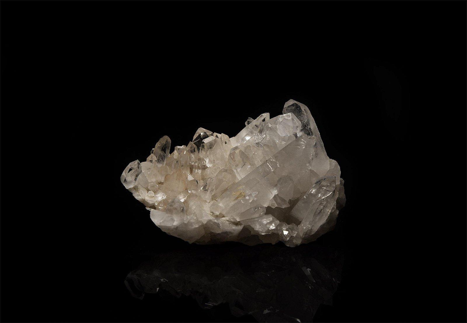 Quartz Crystal Mineral Specimen