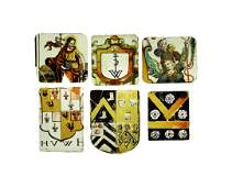 Medieval and Tudor Period Heraldic Stained Glass