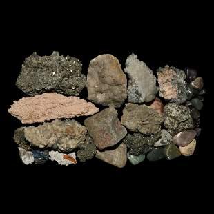Mineral Specimen Collection