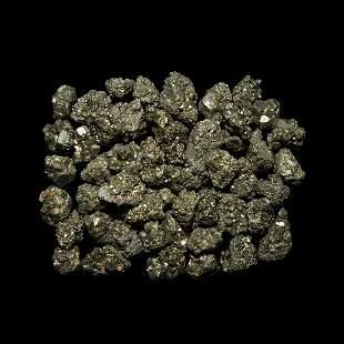 Pyrite Mineral Specimen Group [50]