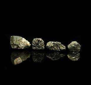 Pyrite Crystal Collection
