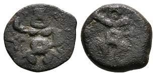 Pseudo Ebusus - Pompeii - AE16