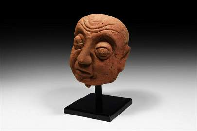 Chinese Ming Head of Ananda