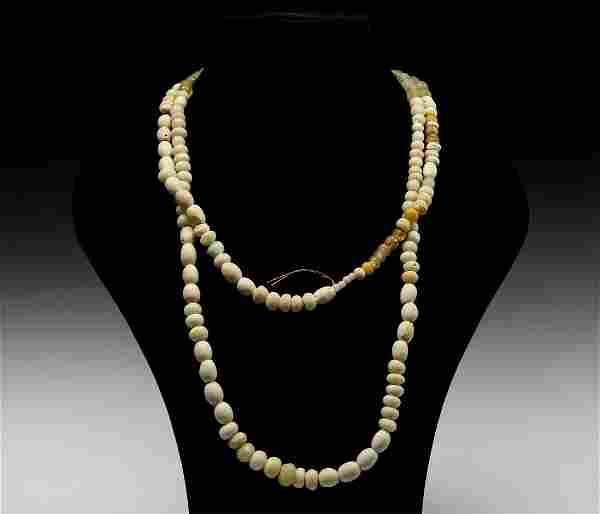 Vietnamese Glass Bead Necklace