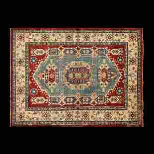 Kazak Woven Caucasian Carpet