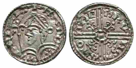 Harold I - Thetford / Brunstan - Fleur de Lis Penny