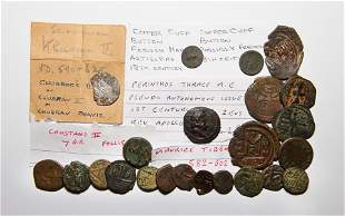 Islamic and Other Coin Group [23]