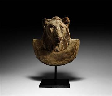 Egyptian Head of Sekhmet