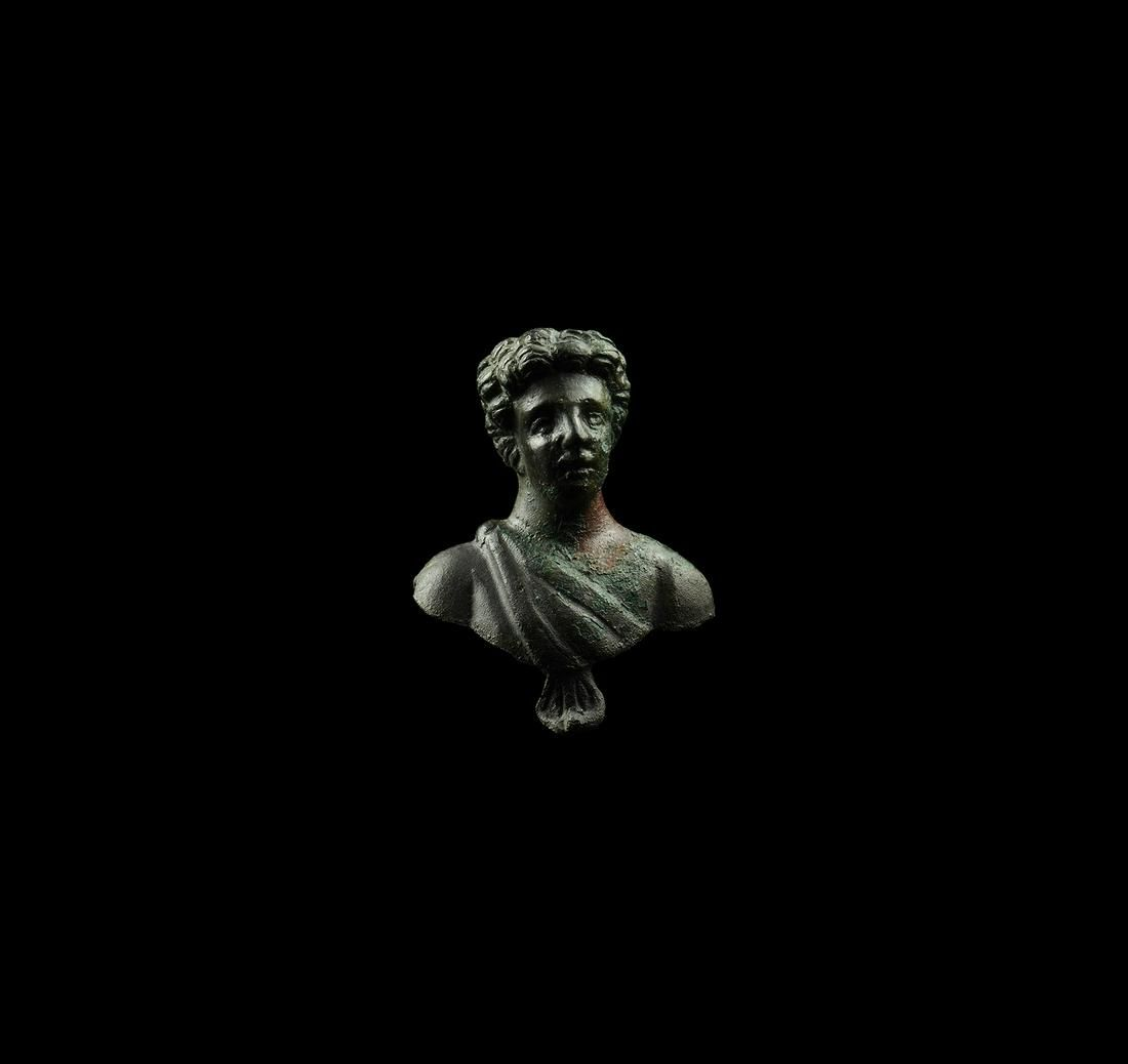 Roman Bust of a Nobleman