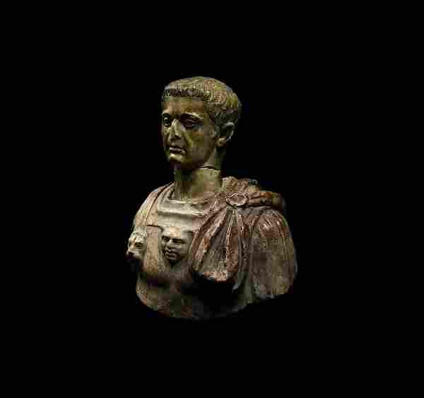 Grand Tour Bust of Claudius