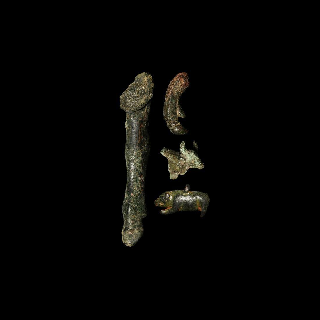 Roman Animal Artefact Collection