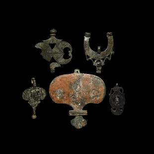 Roman Military Pendant Collection