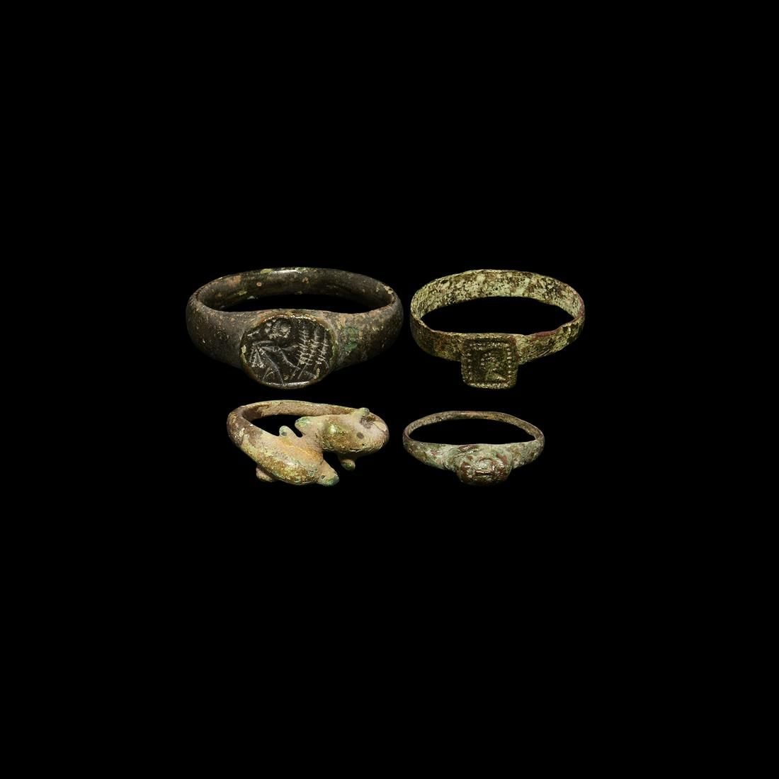 Roman Ring Collection