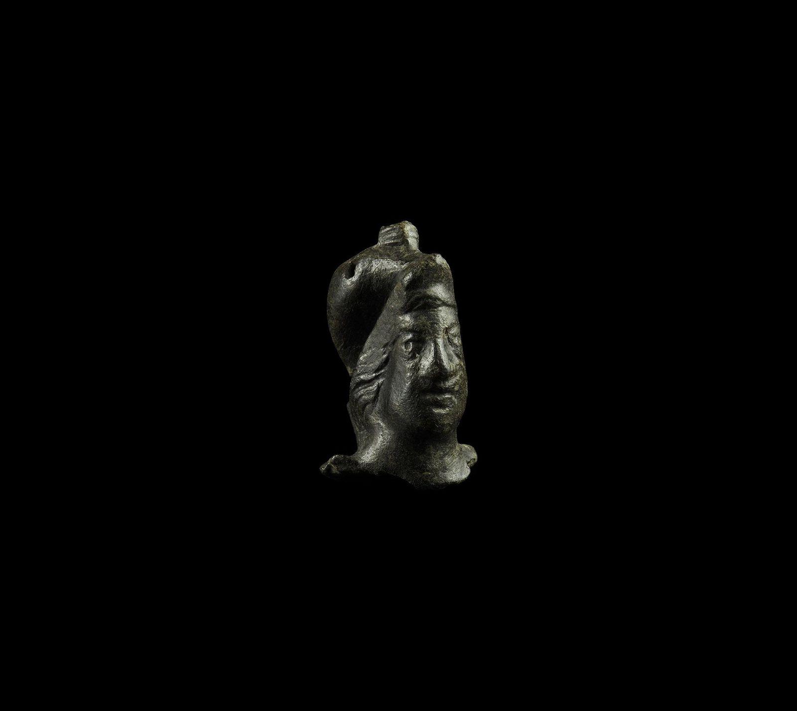 Roman Head of Minerva