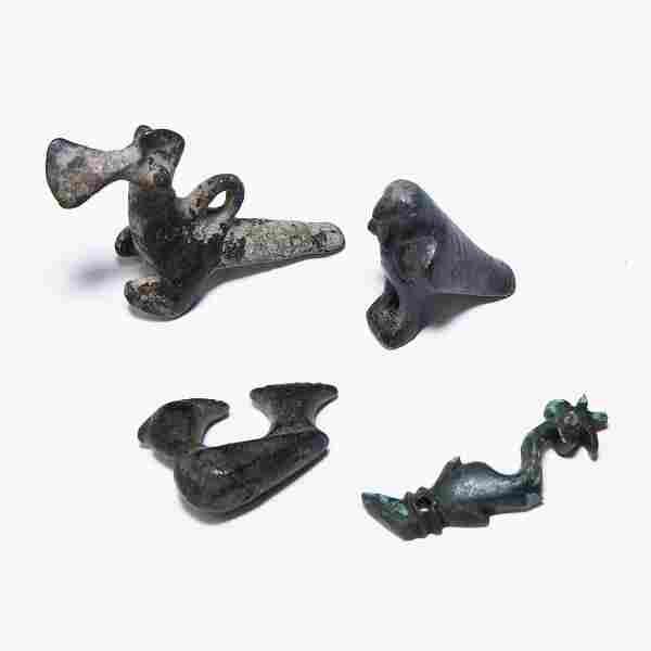 Roman Bird Mount Collection
