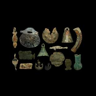 Roman and Other Artefact Collection