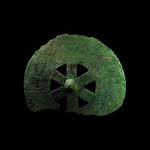 Bronze Age Phalera