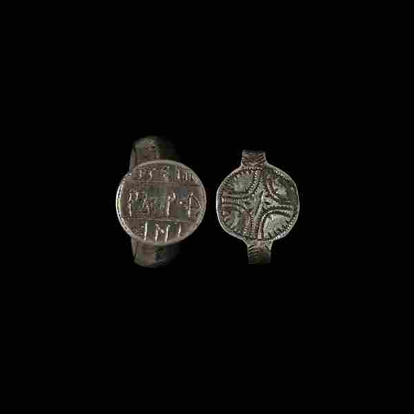 Medieval Period Silver Ring Collection