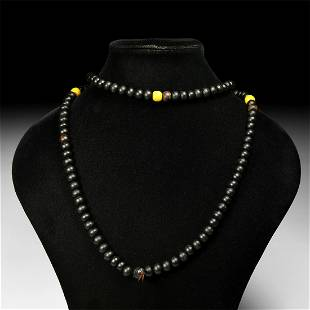 Chinese Buddhist Bead Group