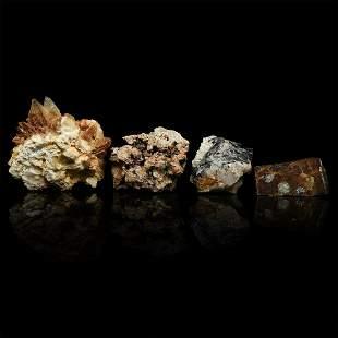 Devon and Somerset Mineral Specimen Collection