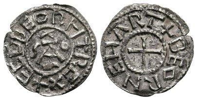 Ecgberht of Wessex - Winchester / Beornheard - New Dies