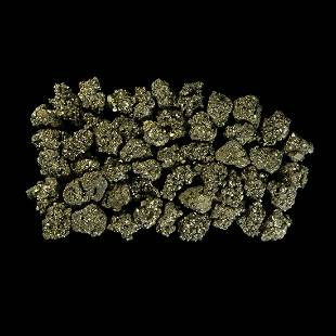 Iron Pyrites 'Fool's Gold' Nugget Group [50]