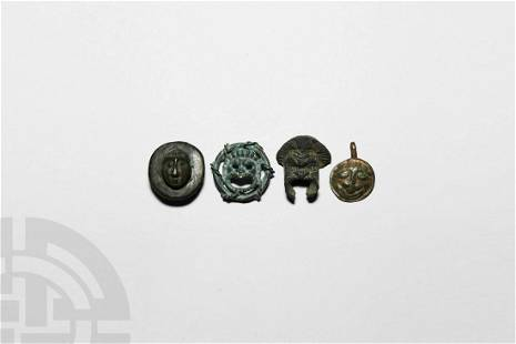 Roman Figural Mount Collection