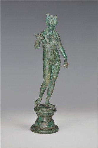 688: Roman - Important Statuette - Aphrodite