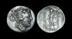 Greek Thasos - Tetradrachm
