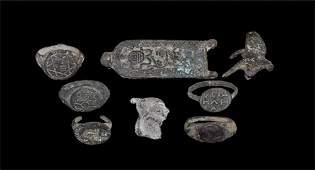 Roman Bronze Rings and Mounts