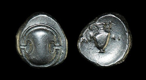 Greek - Thebes - Boeotia - Stater