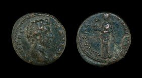 Roman Marcus Aurelius - Paphlagonia - AE Unit