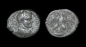 Roman Macrinus - Syria - Tetradrachm