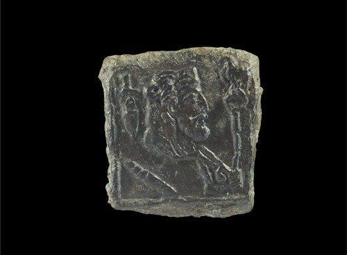 Roman Bronze Military Weight