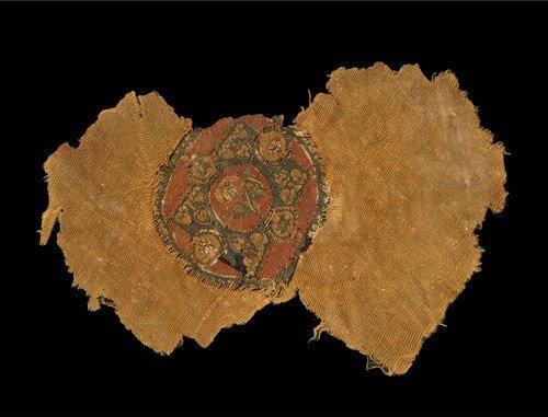 Romano Egyptian Coptic Cloth Fragment