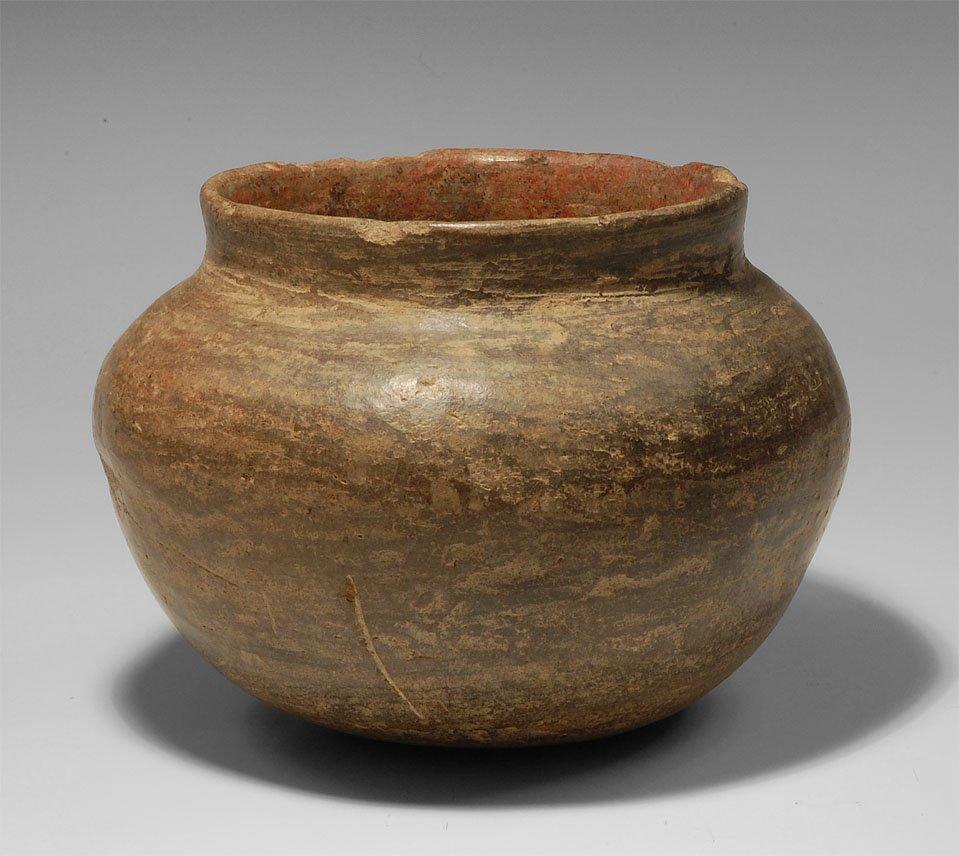 Bronze Age Ceramic Pot