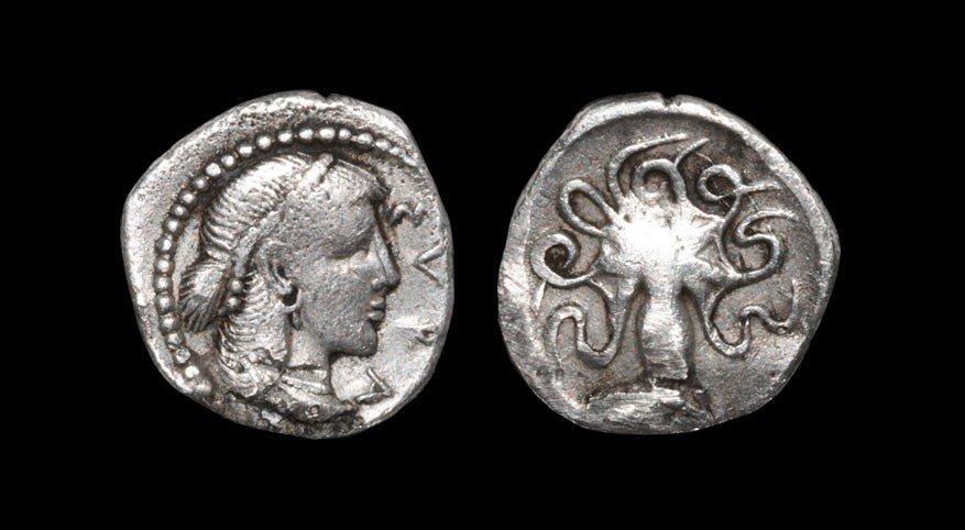 Greek Sicily - Second Democracy - Arethusa Litra